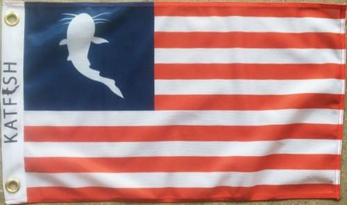 Katfish Nation Boat Flag