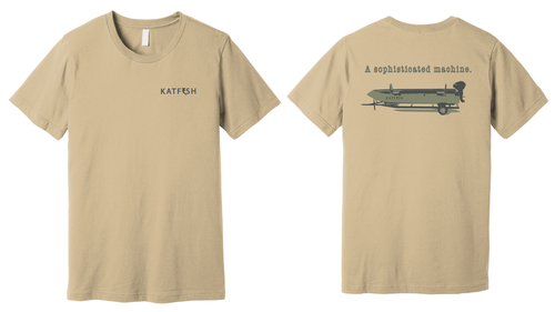 Sophisticated Machine T-Shirt