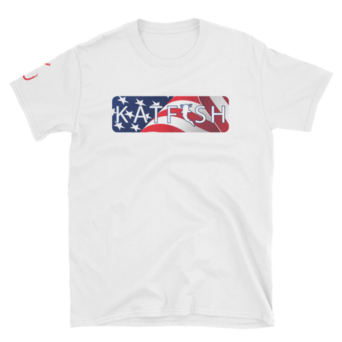 Katfish 2019 4th of July 'Merica T-Shirt | Short-Sleeve