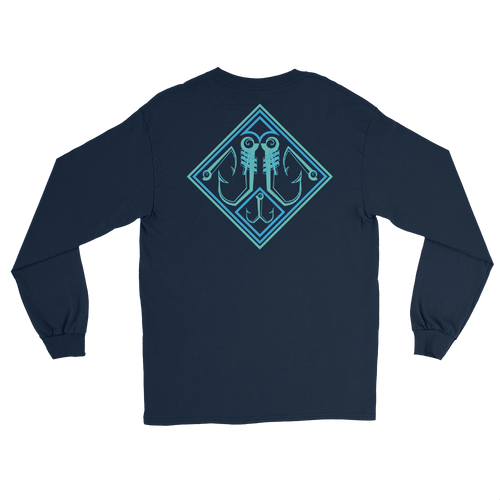 Katfish Diamond Seal | Long Sleeve T-Shirt