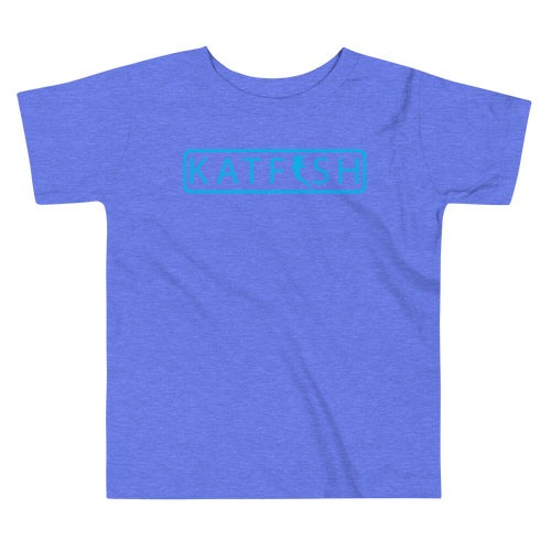 Katfish Toddler Short Sleeve Tee