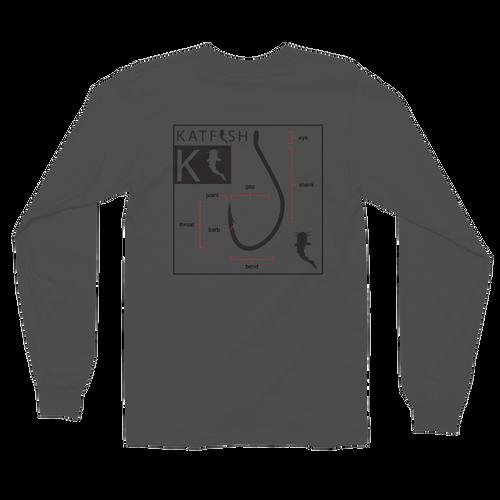 Katfish Elements | Long sleeve t-shirt