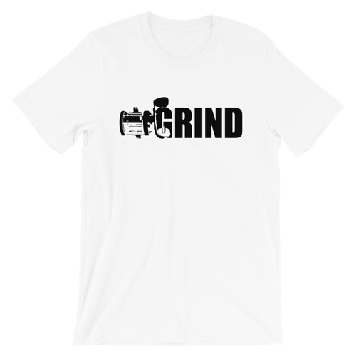 Katfish Keep Grinding T-Shirt | Short Sleeve