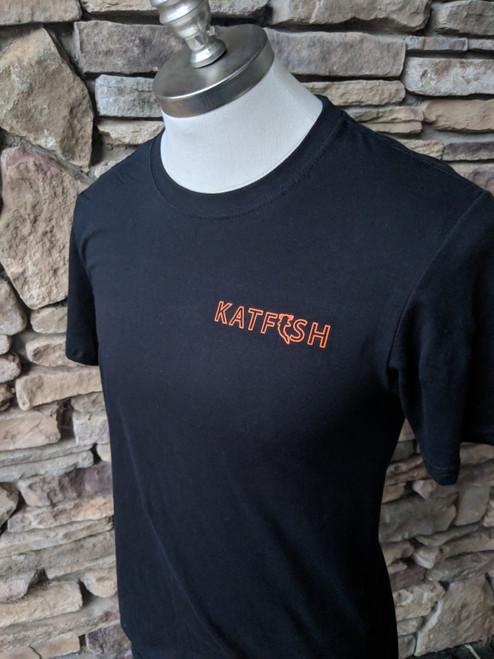 Combined Logo (Black/Orange Print)