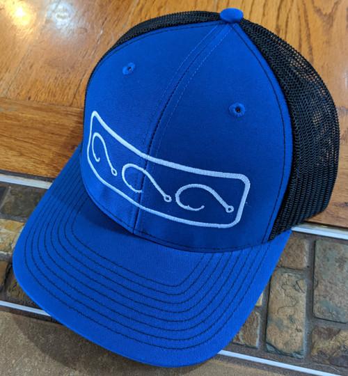 KATFISH WAVE/BLUE Snapback