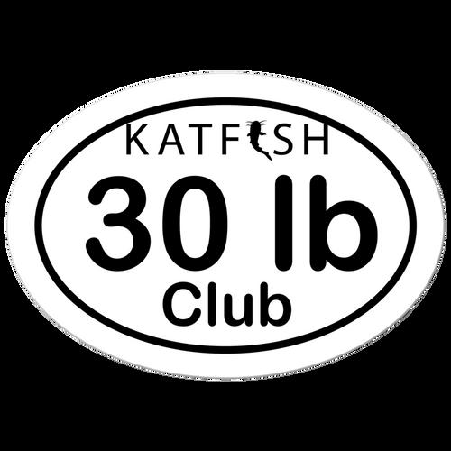 KATFISH-30# CLUB STICKER