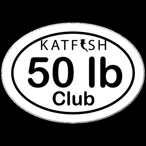 KATFISH-50# CLUB STICKER
