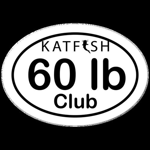 KATFISH-60# CLUB STICKER