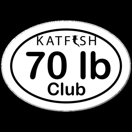 KATFISH-70# CLUB STICKER