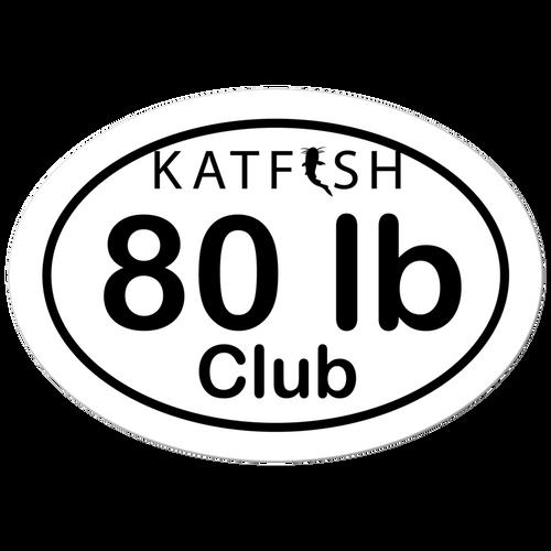 KATFISH-80# CLUB STICKER