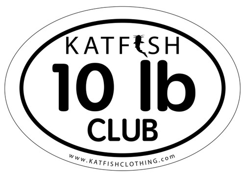 KATFISH-10# CLUB STICKER