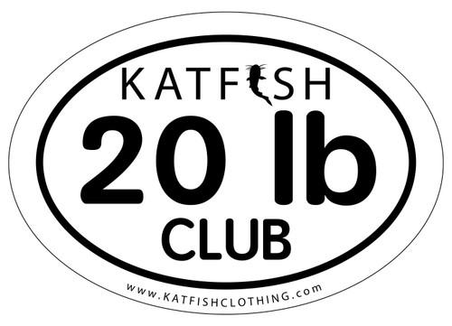 KATFISH-20# CLUB STICKER