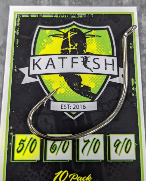 5/0 Kahle Offset (10 per pack)