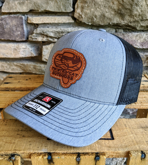 2020 Twisted Cat Edition Snapback Grey/Black