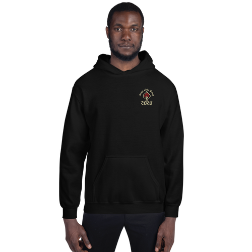 Kings of The James 2020 Tournament Hoodie (No Shipping, Pick Up at Tournament Only)