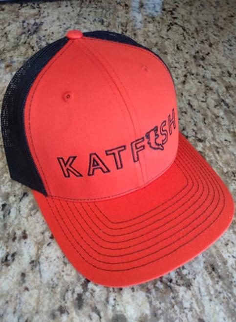 KATFISH FLAT LOGO (Orange/Black)