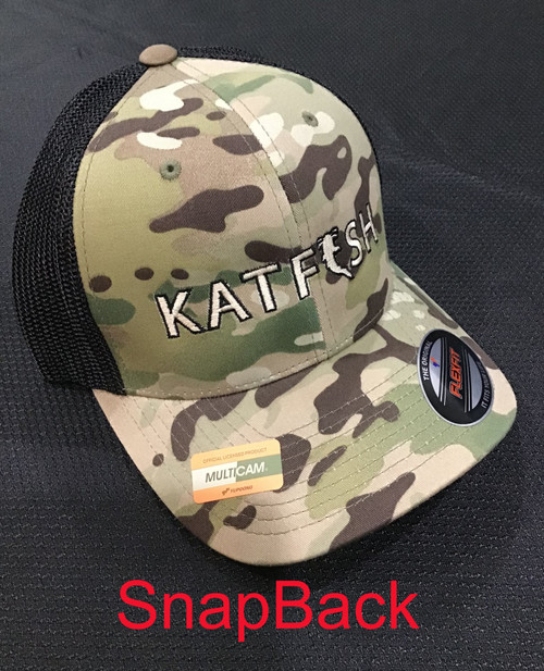 KAMO FLAT SnapBack