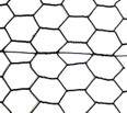 Steel Hex Wire PVC Coated 2'x100' (Drop Ship) DE1522