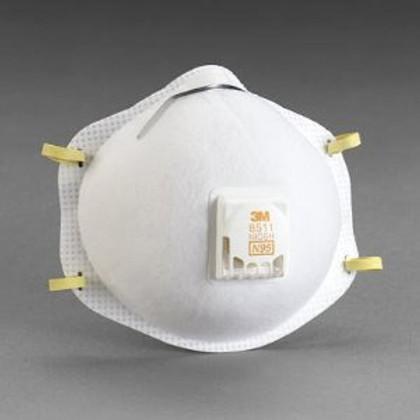 8511 3M dust mask