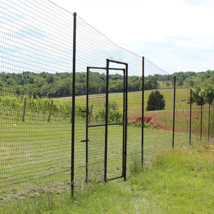 Deer Fence Access Gate 7'(h) x 4'(w) (drop shipped)DE3170-04
