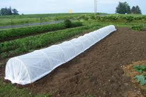 Floating Row Covers Custom Cuts by AgroFabric
