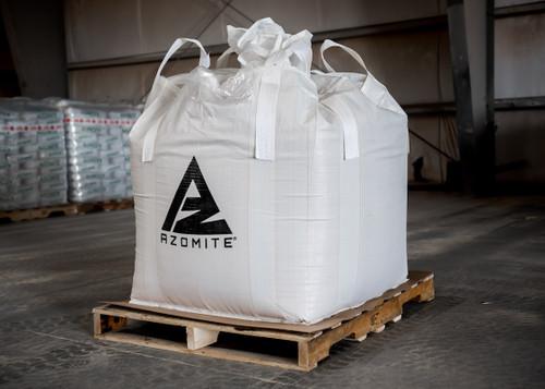 Azomite For Plants & Animals Micronized Powder Ton Tote Price $699.00