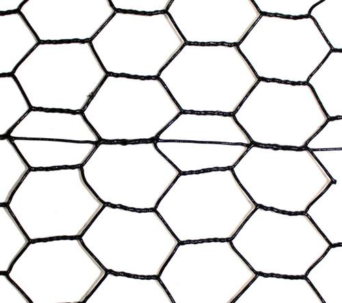 Steel Hex Wire PVC Coated 2'x100' (Drop Ship) DE1521