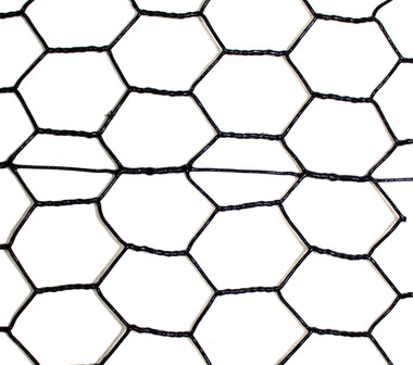 Steel Hex Wire Pvc Coated