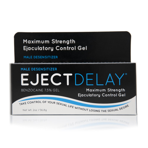EjectDelay® Male Desensitizing Ejaculatory Control Gel