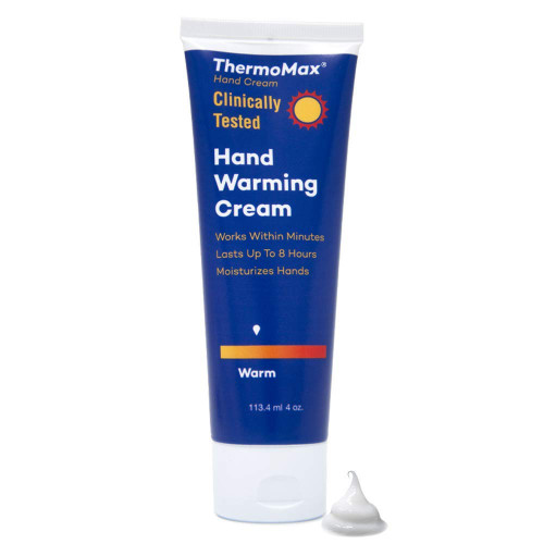 ThermoMax® (Warm) - Clinically Tested Hand Warming Cream