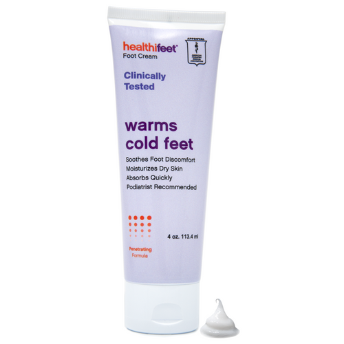 HealthiFeet® Foot Warming Cream