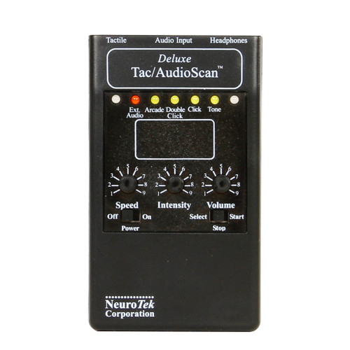 Deluxe Tac/AudioScan from NeuroTek