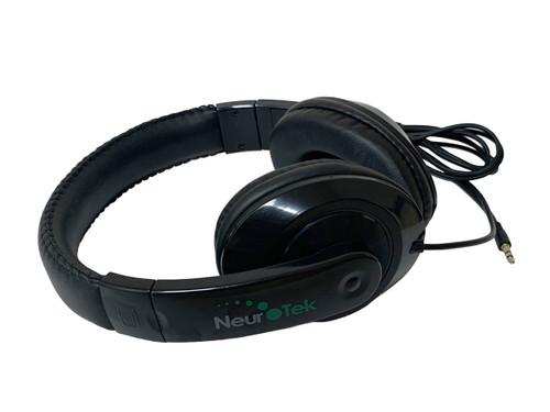 -New & Improved- Stereo Headphones with 6ft. cord