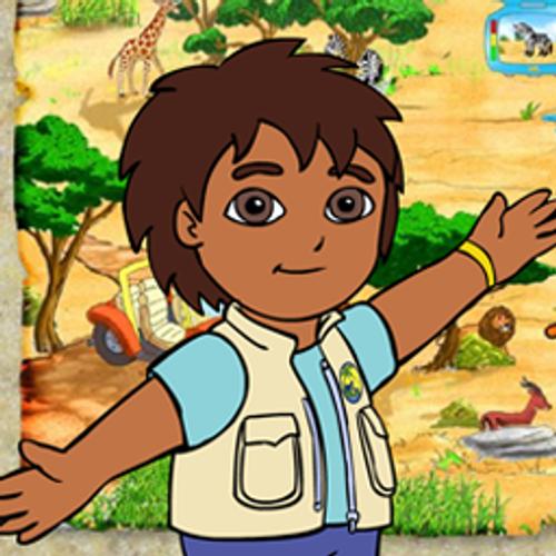 Diego's Safari Adventure