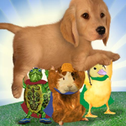 Wonder Pets! Save the Puppy