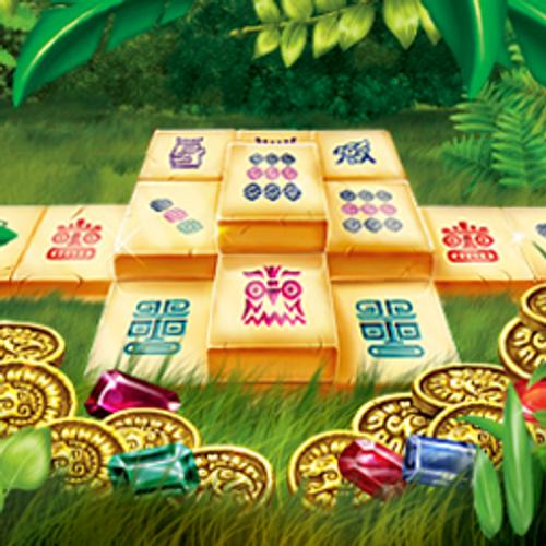 Mahjongg - Ancient Mayas