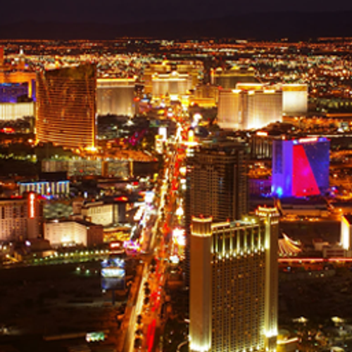 The Mysterious City - Vegas