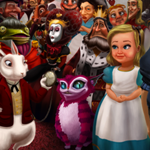 Fiction Fixers Adventures in Wonderland