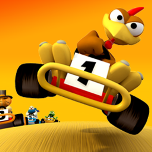 Crazy Chicken Kart 2