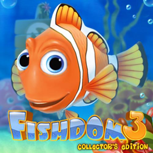 Fishdom 3: Collector's Edition