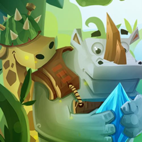 Jungle vs Droids