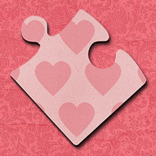 Holiday Jigsaw Valentines Day