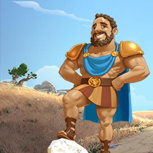 12 Labors of Hercules II: The Cretan Bull