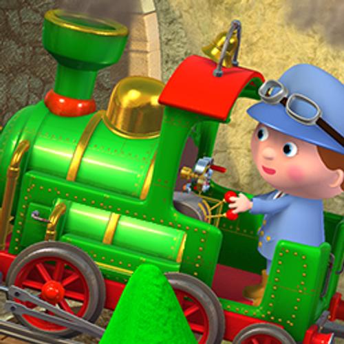 Little Boy: Wayne's Train