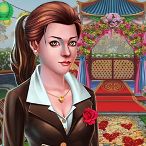 Mary Knots: Garden Wedding
