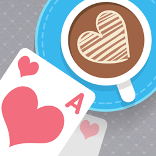 Solitaire Match 2 Cards: Valentine's Day