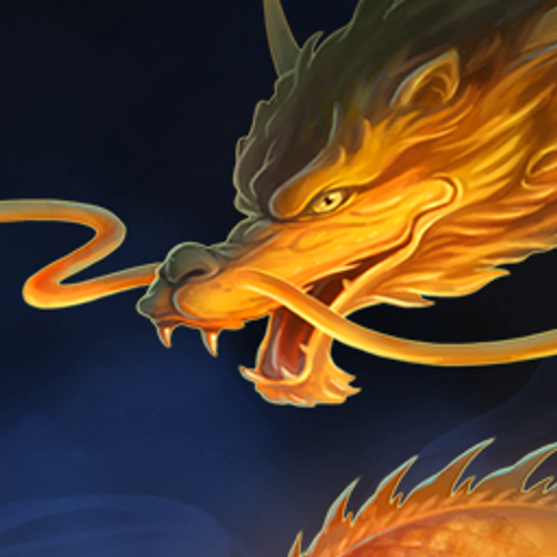 Art Mahjong: Golden Dragon