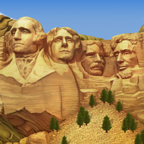 Monument Builders: Mount Rushmore