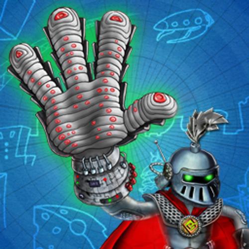 Super Gloves Hero