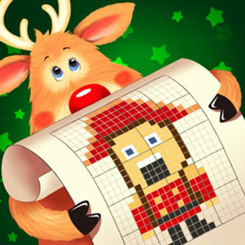 Santa's Toy Factory Nonograms